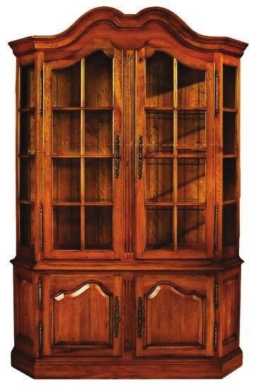 欧式书房手绘图