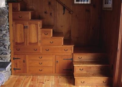 阶梯柜内部结构