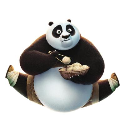 剧情所煞的风景需要熊猫卖萌来弥补