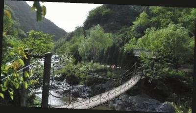 安阳五龙山风景区图片