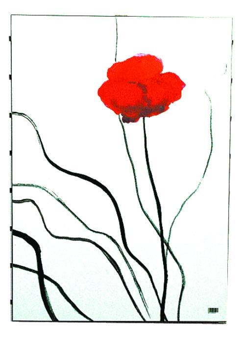 油画玫瑰花步骤图解