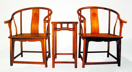 其家具所表现出的气度与美感足以使我们领悟到传统