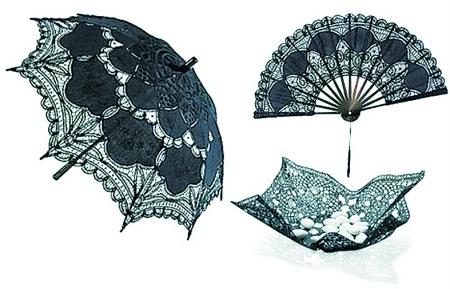 手绘雨伞图案英文