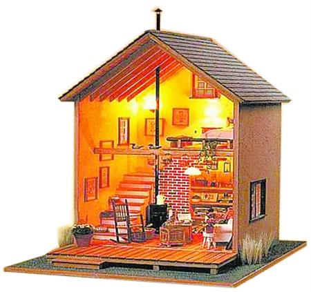 diy手绘房子