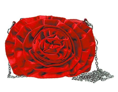 溢着浪漫的玫瑰花