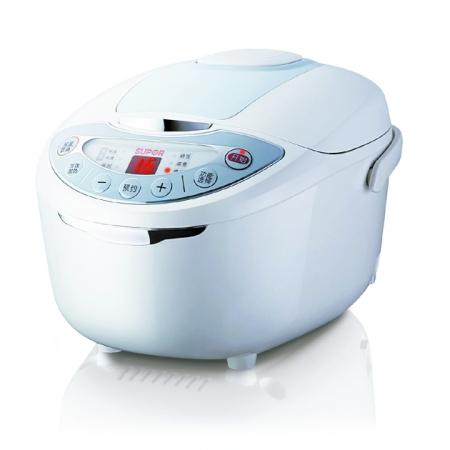 因此九阳智能电压力锅针对各种不同的食物设置了不同的压力,烹饪时只