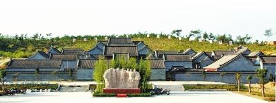 全国首批乡村旅游重点村——西峡县东坪村 人在画中走 画在心中留