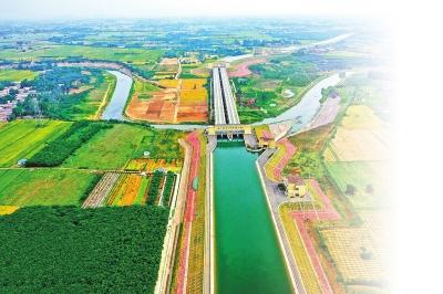 南水北调中线工程正式通水5年多 生态补水相当于135个西湖